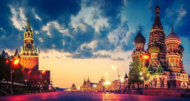 الأماكن السياحية في روسيا