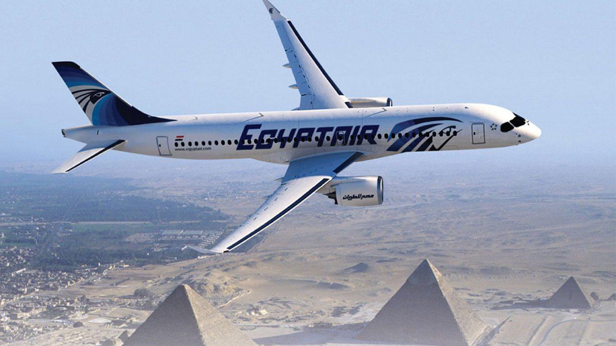 مميزات السفر على مصر للطيران